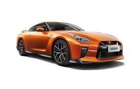 Nissan GT-R Coupe Coupe 3.8 V6 570PS Track Edition 2Dr Auto