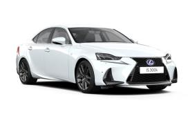 Lexus IS Saloon 300 Saloon 2.5 h 223PS IS 4Dr E-CVT [Start Stop] [Premium 17in]