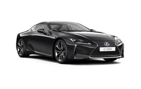 Lexus LC Coupe 500 Coupe 3.5 h V6 359PS Sport 2Dr E-CVT [Start Stop] [Manhattan Orange HUD]