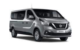 Nissan NV300 Combi L1 30 M1 2.0 dCi FWD 120PS Tekna Combi Manual