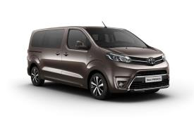 Toyota PROACE Verso MPV Medium 1.5 D FWD 120PS Shuttle MPV Manual [Start Stop] [9Seat Safety Sense]
