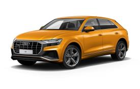 Audi Q8 SUV 55 SUV quattro 5Dr 3.0 TFSIe V6 PHEV 17.9kWh 381PS Black Edition 5Dr Tiptronic [Start Stop] [Comfort Sound]