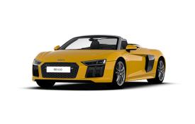 Audi R8 Convertible Spyder Convertible quattro 5.2 FSI V10 570PS  2Dr S Tronic [Start Stop] [Comfort Sound]