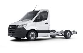 Mercedes-Benz Sprinter Chassis Cab 316 L3 3.5t 2.1 CDi RWD 163PS Progressive Chassis Cab Manual [Start Stop]