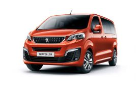 Peugeot Traveller MPV Standard 5Dr 2.0 BlueHDi FWD 145PS Allure MPV Manual [Start Stop] [8Seat]