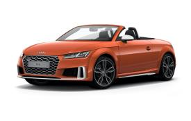 Audi TT Convertible 45 Roadster 2.0 TFSI 245PS S line 2Dr S Tronic [Start Stop] [Technology]