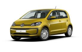 Volkswagen up! Hatchback Hatch 5Dr Elec 36.8kWh 60KW 82PS e-up! 5Dr Auto