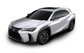 Lexus UX SUV 250h SUV 2.0 h 184PS F-Sport 5Dr E-CVT [Start Stop] [Prem Plus Driver Assist]