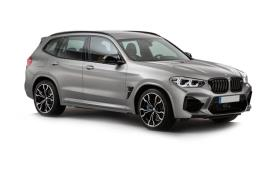 BMW X3 SUV xDrive20 SUV 2.0 d MHT 190PS xLine 5Dr Auto [Start Stop]